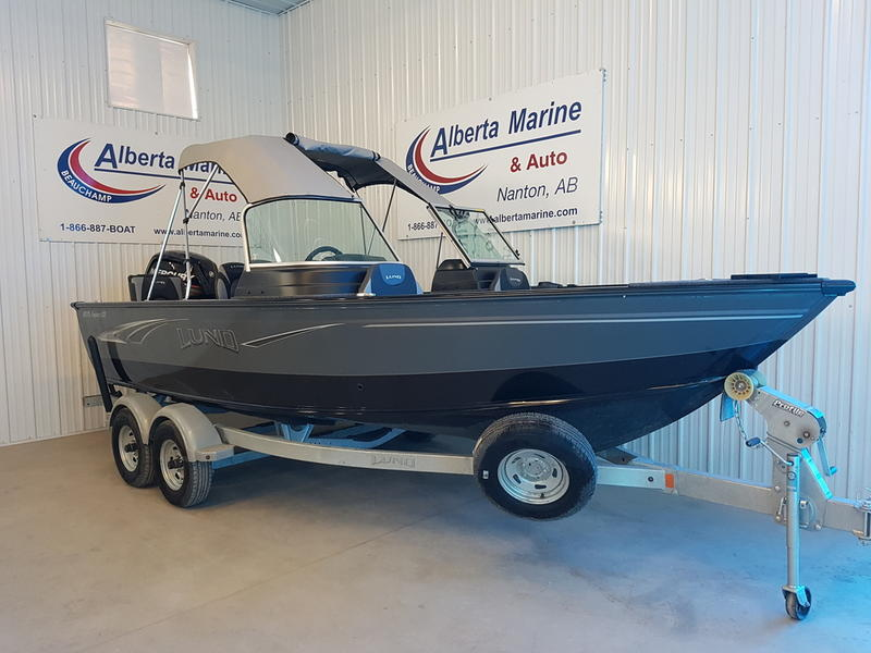 For Sale: 2019 Lund 1875 Impact Xs Sport ft<br/>Alberta Marine
