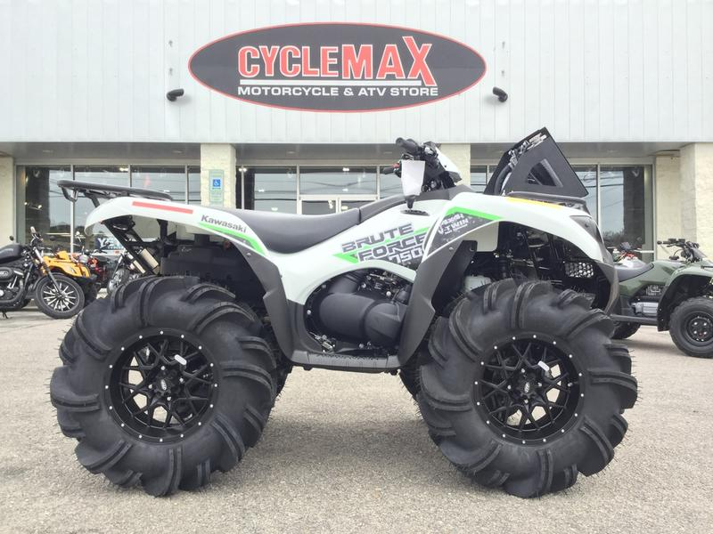 newest collection 667ba 4a0cd 2019 Kawasaki Brute Force® 750 4x4i EPS   Cycle Max Wilson