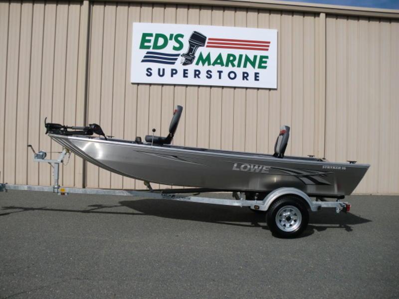 2019 Lowe Boats 16 Stryker SS | Ed's Marine Superstore