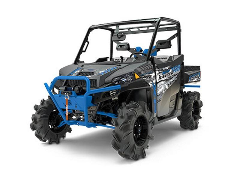 2017 Polaris RANGER-XP-1000-EPS-High-Lifter-Edition-Titanium-Matte-Metallic