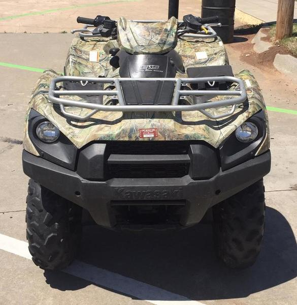 2012 Kawasaki Brute Force 750 4x4i House Of Kawasaki