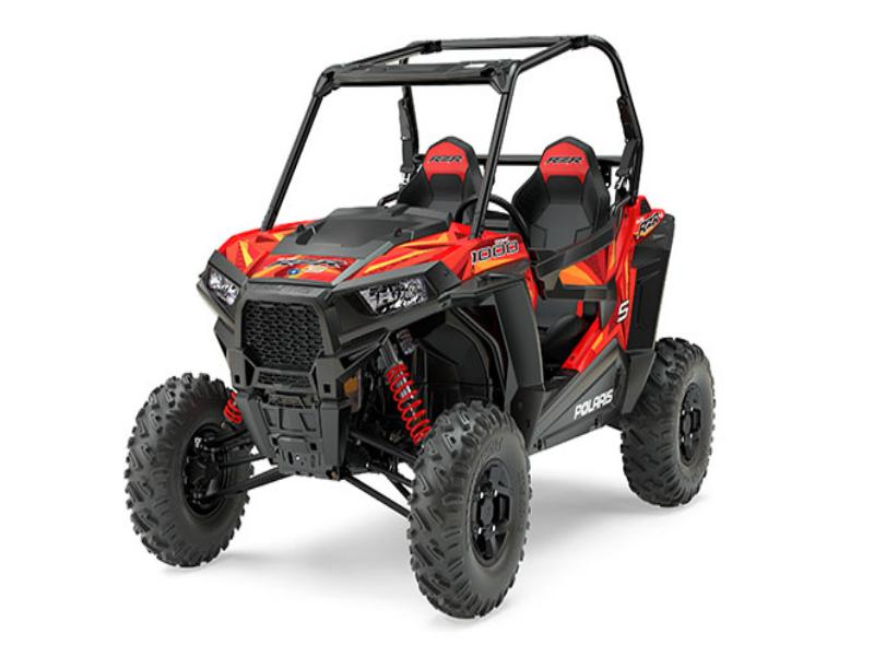 2017 Polaris RZR-S-1000-EPS-Indy-Red