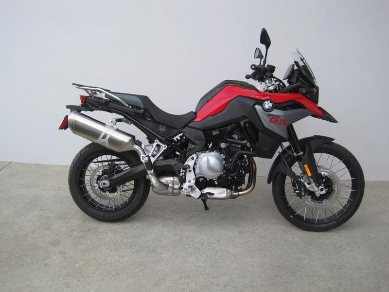 2019 BMW F 850 GS Racing Red Premium Stock: 3970 | BMW Motorcycles