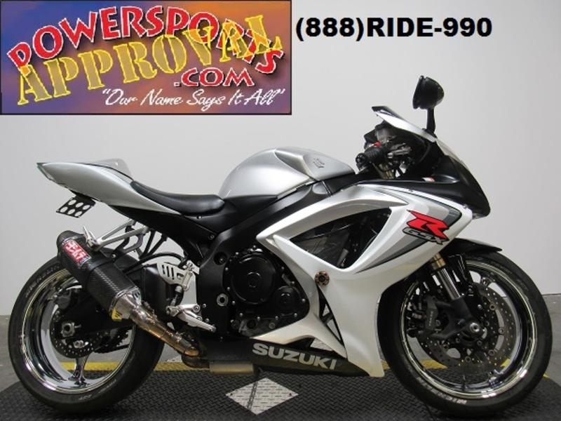 2006 Suzuki GSX-R 600 for sale 58360