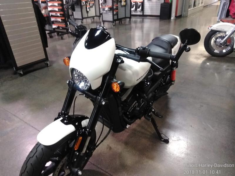 2018 Harley-Davidson® XG750A - Street Rod™ | West Bend
