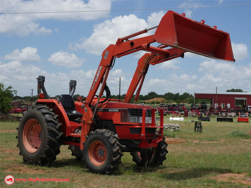 1900 Kubota MX5000 Stock: 13219 | Big Red's Equipment Sales