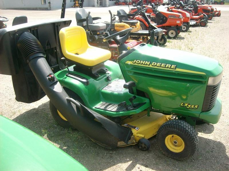 2002 John Deere LX255 K43626 Arnold S