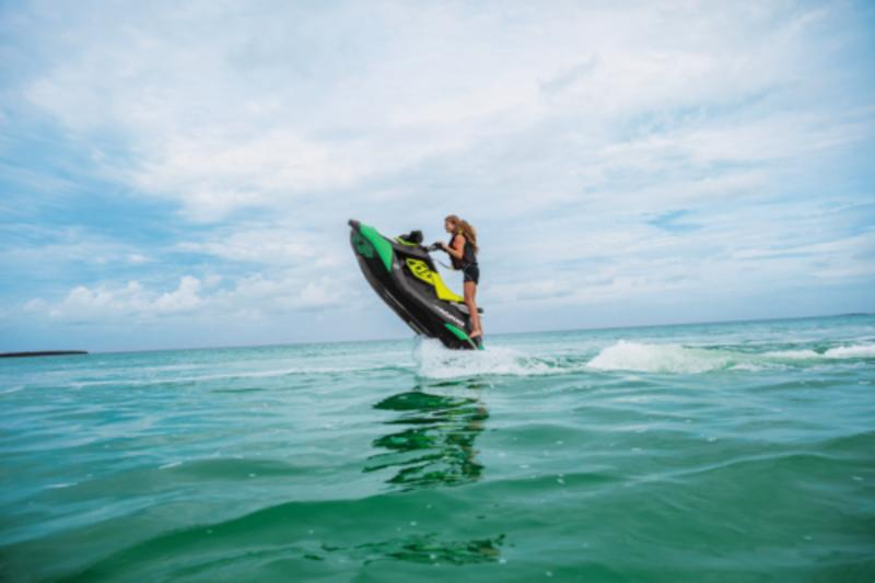 2019 Sea Doo PWC boat for sale, model of the boat is Spark Trixx 3up Demo & Image # 1 of 3