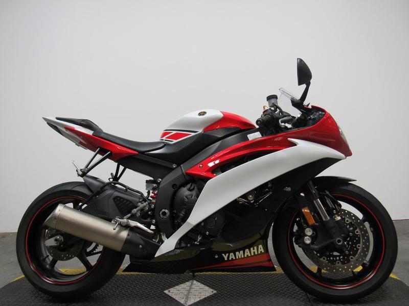 2014 Yamaha R6 1
