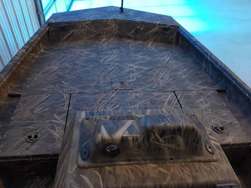2018 G3 Boats boat for sale, model of the boat is Gator Tough 17 CCJ & Image # 5 of 7