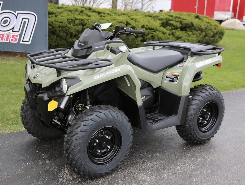 2018 Can-Am Outlander 450 for sale 58526