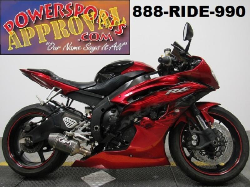 2011 Yamaha YZF-R6 for sale 87061
