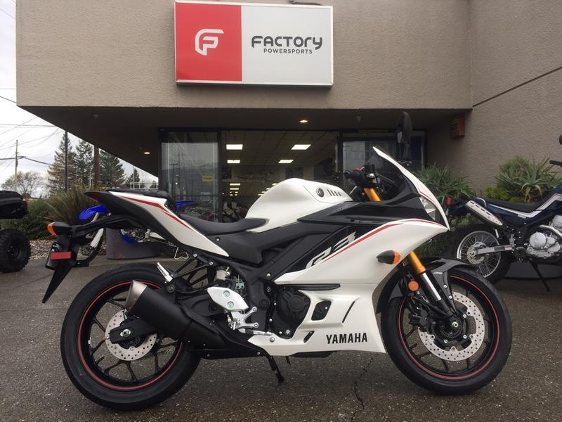 2019 Yamaha Yzf R3 Abs Factory Powersports