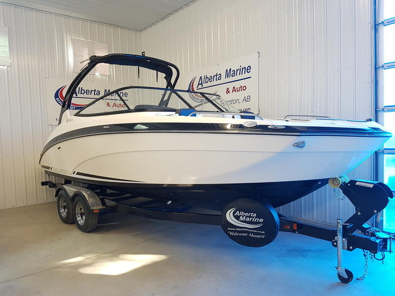 For Sale: 2016 Yamaha 242 Limited S ft<br/>Alberta Marine