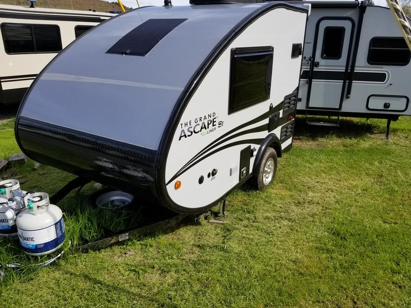2019 Aliner Grand Ascape ST | Oliver's Campers Inc