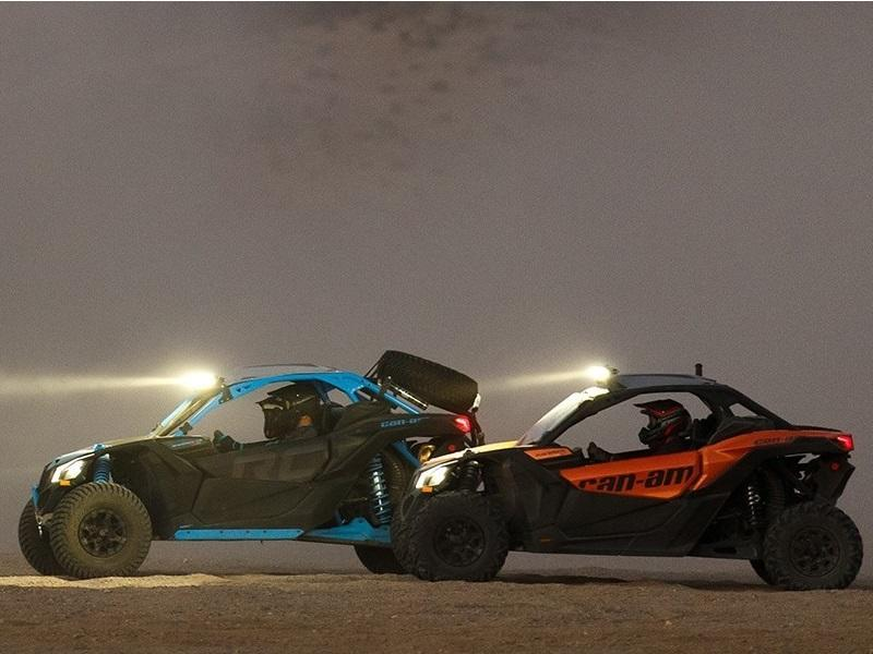 2019 Can-Am™ Maverick X3 X DS Turbo R 4