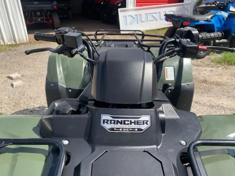 2014 Honda® FourTrax Rancher 4x4 Power Steering