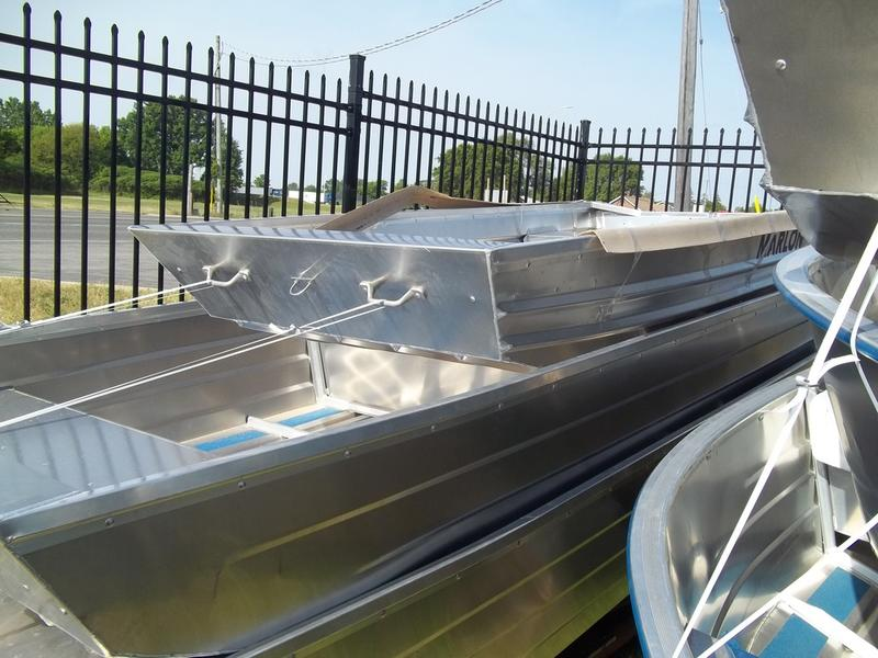 2018 Marlon boat for sale, model of the boat is ALUMINUM & Image # 6 of 6