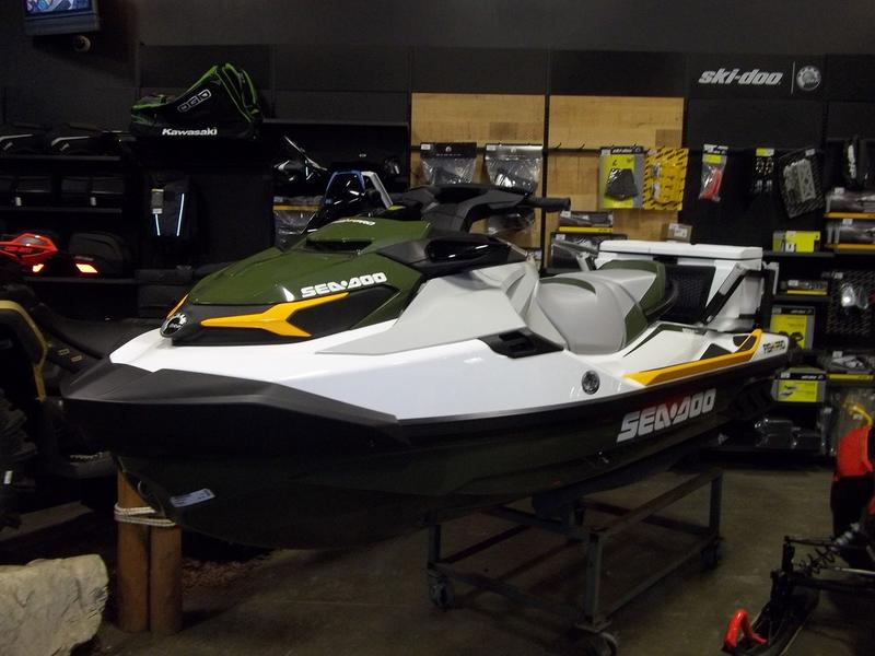 2019 SEA DOO PWC FISH PRO™ for sale