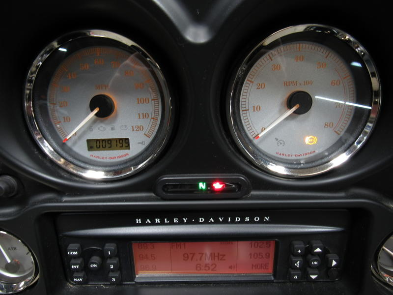 2012 Harley-Davidson FLHX - Street Glide 7