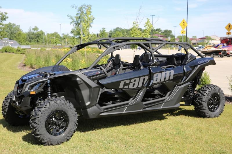 2018 Can-Am Maverick X3 MAX X ds Turbo R for sale 58832