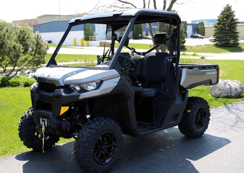 2018 Can-Am Defender XT HD8 for sale 134601