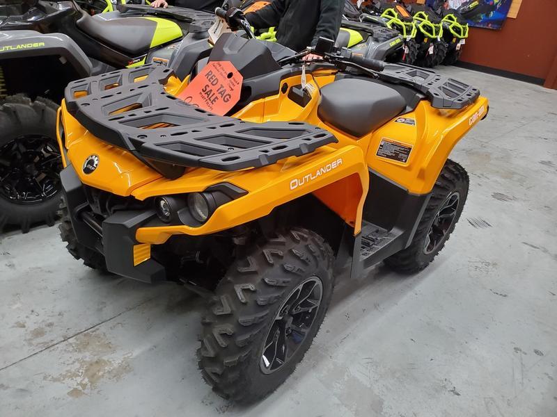 New  2018 Can-Am® Outlander DPS 850 ATV in Houma, Louisiana