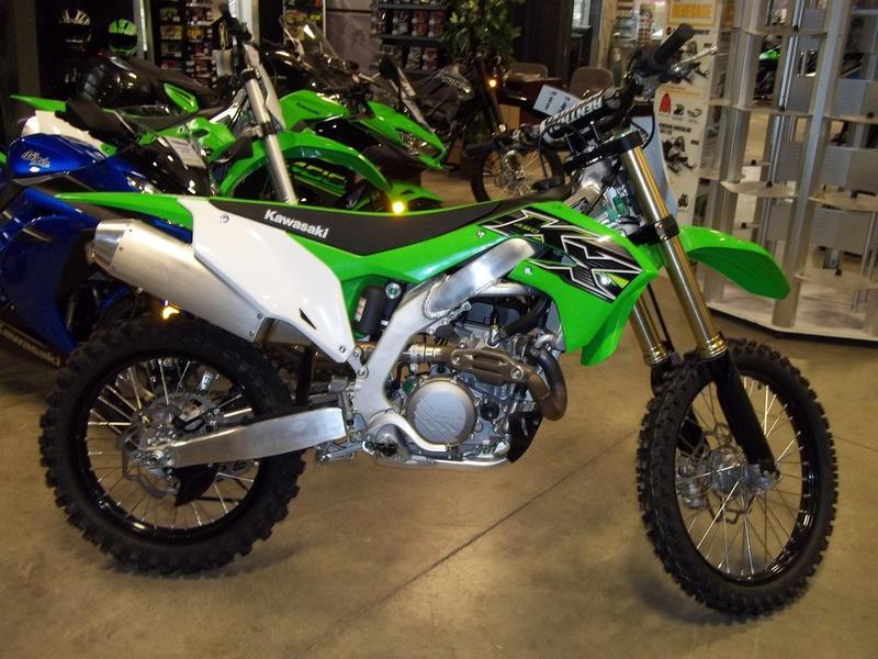 2019 Kawasaki KX450   1 of 4
