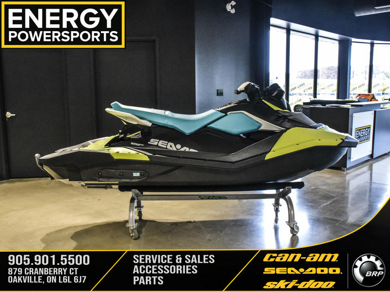 2019 Sea Doo PWC boat for sale, model of the boat is Spark® 3-up Rotax® 900 HO ACE™ IBR, CONV & Sound System & Image # 6 of 14