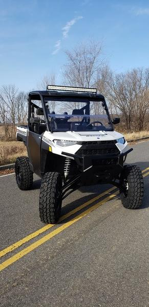 2019 Polaris® Ranger XP® 1000 EPS Premium With Ride Comand
