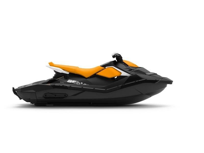 2018 Sea-Doo SPARK® 3-up Rotax 900 HO ACE iBR® & CONV | SpeedZone