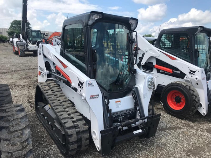 2018 Bobcat® T550 Stock: MCE39198 | Carleton Equipment Co