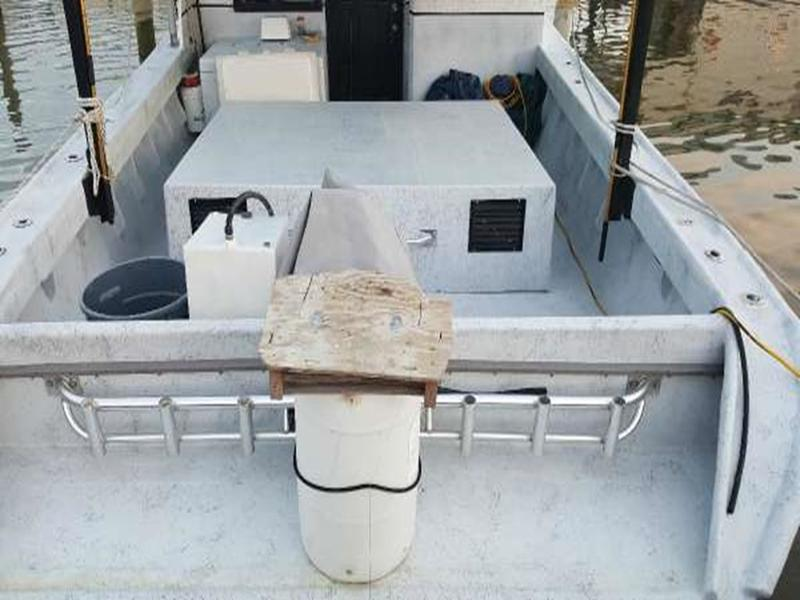 Used  2010 Custom 44x18 Custom Sintes Dive Boat Commercial in Marrero, Louisiana