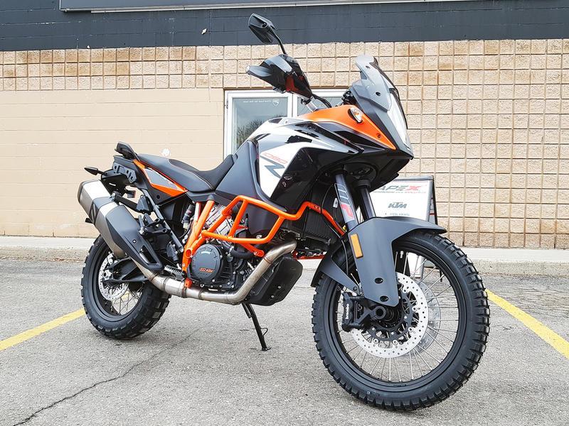 2019 KTM 1090 Adventure R | Apex Cycle Sports