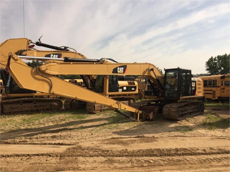 2014 CATERPILLAR 320EL Crawler Excavator