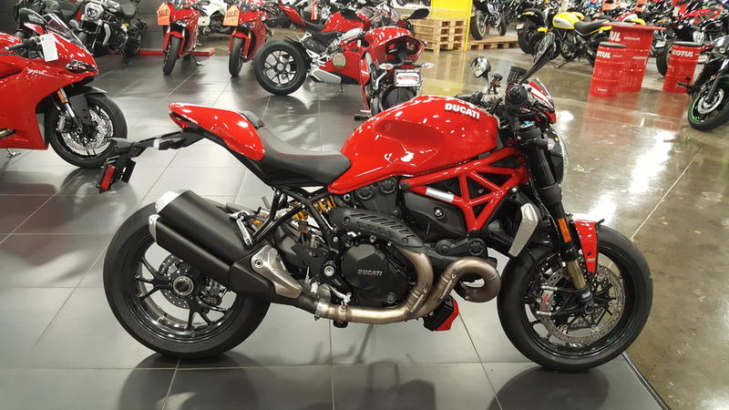 2018 Ducati MONSTER 1200R DEMO for sale 96483