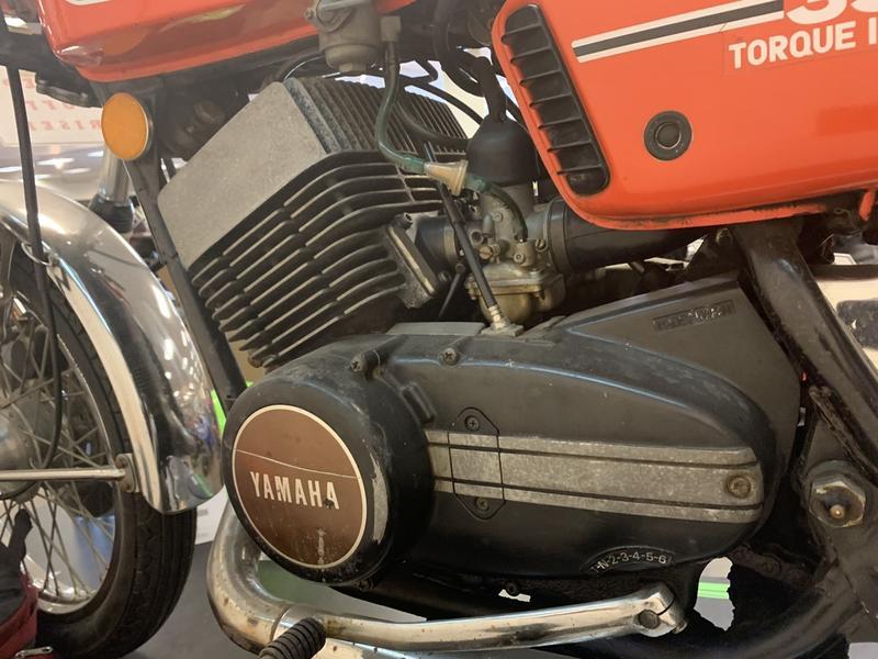 1975 Yamaha RD350   Cycle Max
