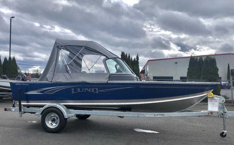 Lund 1800 Alaskan | New and Used Boats for Sale