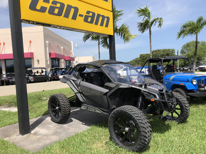 Can Am X3 For Sale >> 2018 Can Am Maverick X3 X Rs Turbo R Riva Motorsports Miami