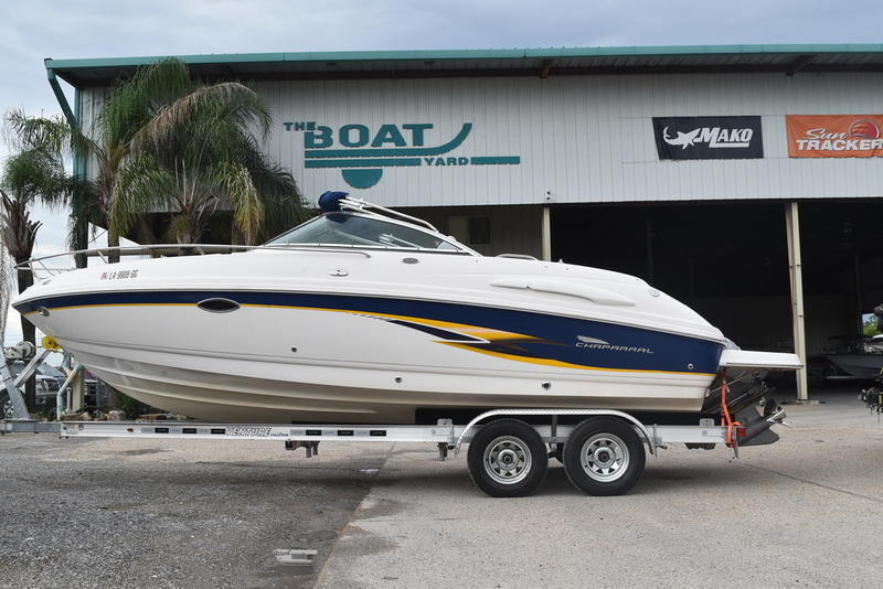 Used  2002 Chaparral  235 SSI Runabout in Marrero, Louisiana
