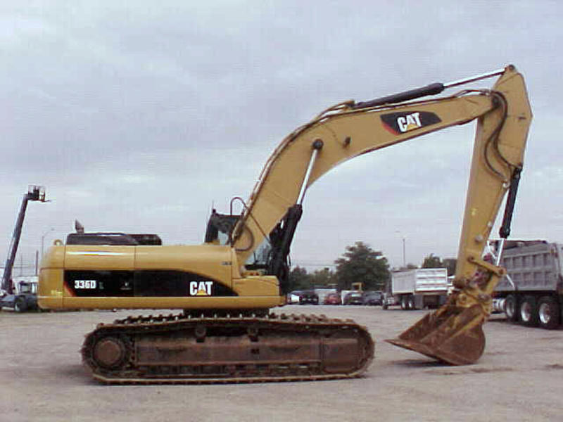 2011 CATERPILLAR 336DL Crawler Excavator