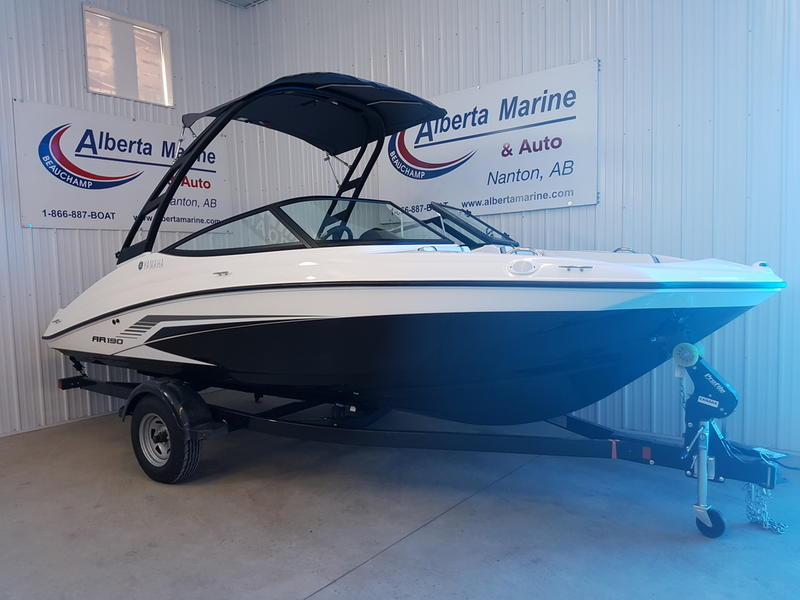 For Sale: 2018 Yamaha Ar190 ft<br/>Alberta Marine