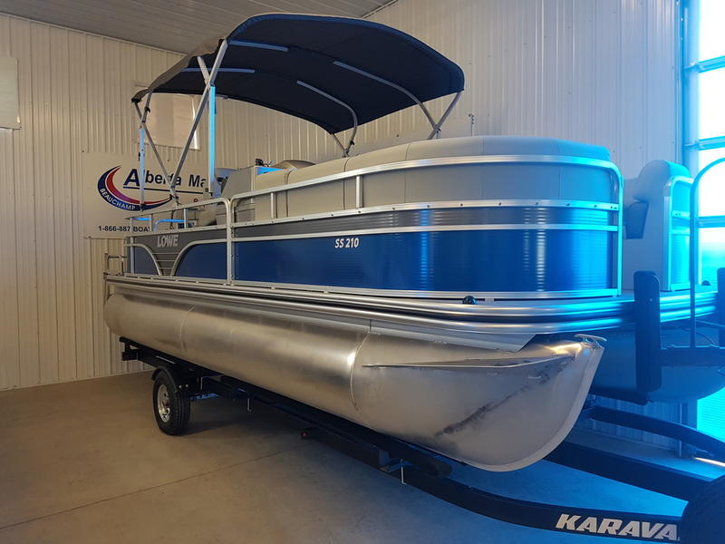 For Sale: 2018 Lowe Ss210 ft<br/>Alberta Marine