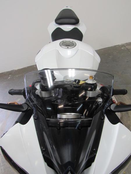 2012 Yamaha R6 4
