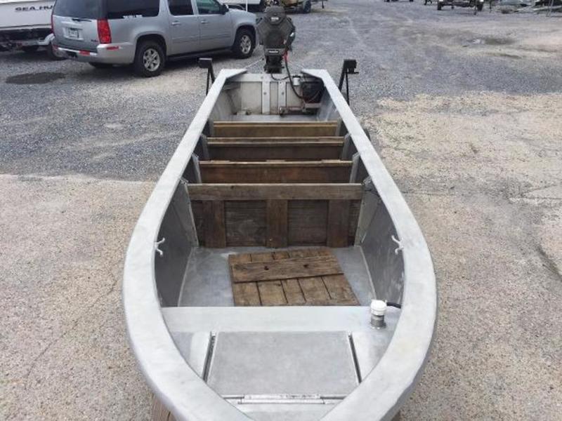 New 2011 Custom Crawfish Skiff Skiff in Marrero, Louisiana