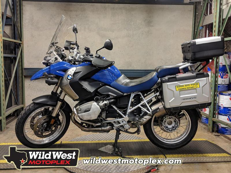 2009 BMW R 1200 GS 2
