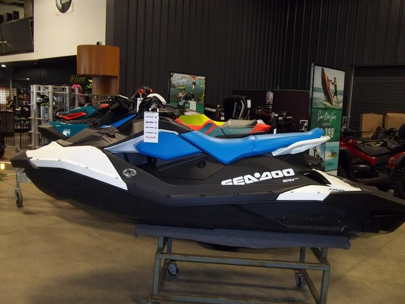 For Sale: 2019 Sea Doo Pwc Spark® 3-up Rotax® 900 Ho Ace™ Ibr & Conv ft<br/>Precision Power Sports