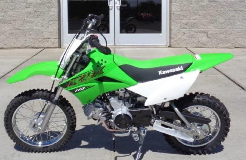 2020 Kawasaki KLX®110 | Del Amo Motorsports of South Bay