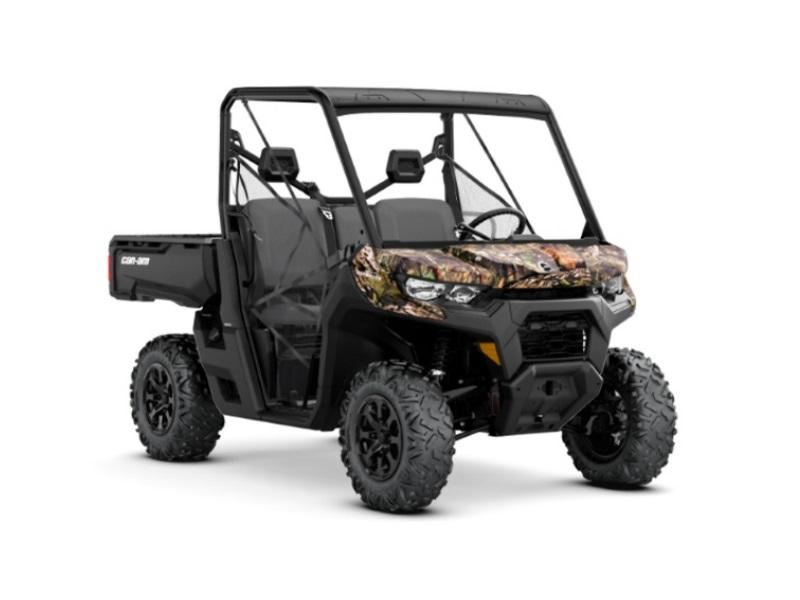 2020 Can-Am Defender DPS HD8 Mossy Oak Break-Up Country Camo for sale 219376