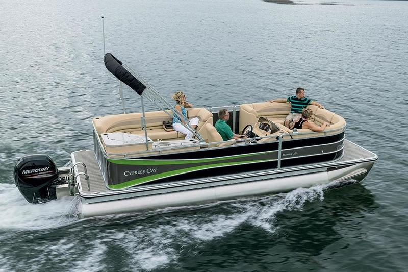 2016 CYPRESS CAY SEABREEZE 230 for sale